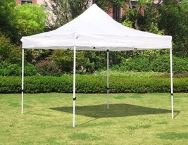 Outdoor Garden Gazebo Portable Shade Folding Canopy Tent 10 x 10 Ft Wate... - $99.99+