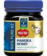 New Zealand Manuka Health Manuka Honey MGO 400+ 500gm - $89.00