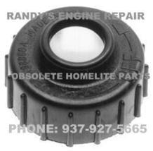 BLACK SPOOL RETAINER bump knob HOMELITE right hand - $6.65