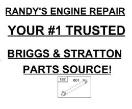 Briggs and Stratton Boat Motor Part #791766 791766  - $13.31