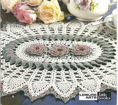 Delightful Doilies Crochet Patterns~6 Designs - $4.99