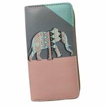 Sherose Wallet For Women Long Clutch Zipper Purse Black Pu Leather Girl ... - £8.59 GBP+