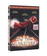 The Three Musketeers BBC 2 DVD Special Edition - $7.50