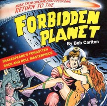 Music from the Original Cast Recording: Return to the Forbidden Planet B... - $13.00