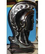 Gladiator Bust TV Lamp from Mid Century - $150.00