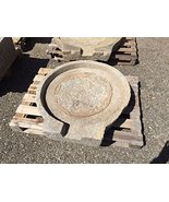 Biscottini Ancient Stone Millstone Base, Assorted Sizes - $790.30