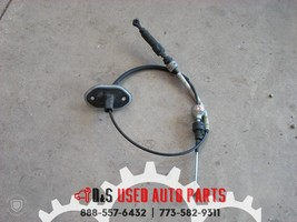 2014 HYUNDAI SONATA GLS SHIFTER TRANSMISSION CABLE LINKAGE WIRE 2.4L AT OEM