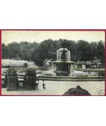 NEW YORK NY Fountain Lake Central Park People - $6.50
