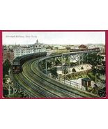 NEW YORK CITY NY Elevated RR Train Cars - $8.00