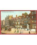 Holborn London Staple Inn Old Houses Postcard BJs - $7.50