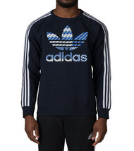Herren Original Adidas Essential Pullover Größen L-XL - $27.99