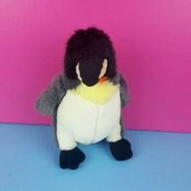 "Manhattan Toy Plush Penguin 1995 Vintage 7"" Stuffed Animal Arctic Bird T... - $16.82"