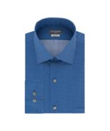 Van Heusen Flex Spread Collar Long Sleeve Stretch Dress Shirt Size 19, 2... - $17.99