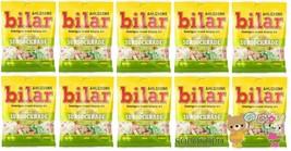 Ahlgrens Bilar Sursockrade - Soft Chewy Cars 100g*10 pack 1 kg Swedish Candy - $46.53