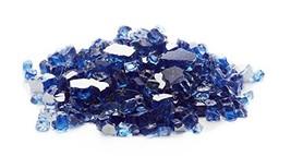 Exotic Fire Glass Cobalt Reflective - $68.95