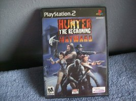 GAME DISC Hunter: The Reckoning Wayward PS2 - $3.99