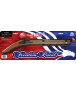 Freedom Cap Gun Pistol Revolutionary War Replica Cap Gun Parris Manufact... - $19.74
