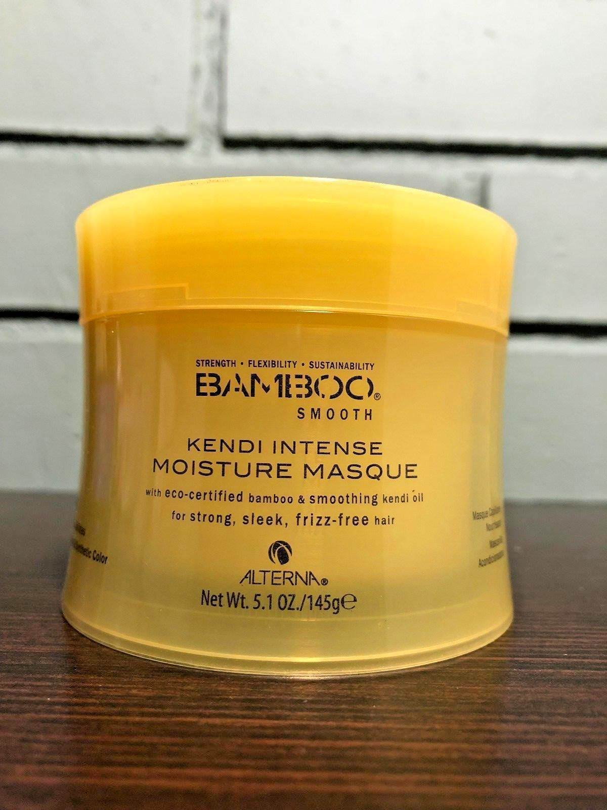 Alterna Bamboo Smooth Kendi Intense Moisture Masque 4.7oz - NEW & FRESH!