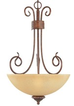 Designers Fountain Lighting Hanging Pendant Chandelier Hall Foyer Entry ... - $3.322,84 MXN