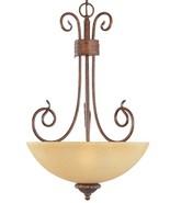 Designers Fountain Lighting Hanging Pendant Chandelier Hall Foyer Entry ... - $163.51