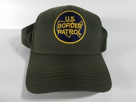 US Customs and Border Protection Patrol Hat Cap Adjustable Unisex Brown ... - $22.76
