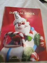 Hallmark Keepsake Dream Book Dreambook Look Book 2007 Brand New - $9.99