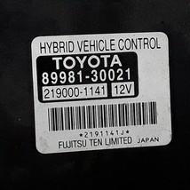 07 2007 Lexus GS450h hybrid vehicle control module OEM 89661-30C90 - $123.74
