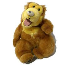 "Bear in the Big Blue House Bean Bag Plush 6"" Smiling Face Sitting Pose Kids Show - $13.10"