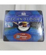 McGraw Hill SRA Real Math TECHNOLOGY e Planner, CD-ROM Grade K $493 Value - $66.79