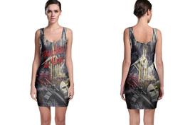 Real Hasta La Muerte Cabron Anuel AA Bodycon Dress - $19.60+