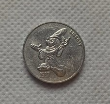 Hobo Nickel Coin RARE 1937-S BUFFALO DISNEY MICKEY - $11.99