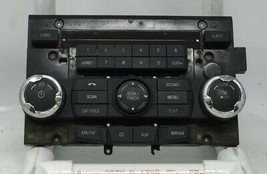 2010-2012 Ford Fusion Radio Control Panel 11539 - $36.01