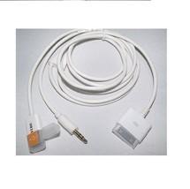 Station accueil pour 3.5mm Voiture Audio en AUX et USB Câble De Données ... - $6.34