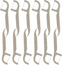 Dental Flossers Interdental Harps Floss Toothpick Sticks Oral Care Eco-F... - $7.07+