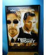 Two For The Money Autographed Signed  Movie Poster Pacino McCONAUGHEY Russo - $593.01