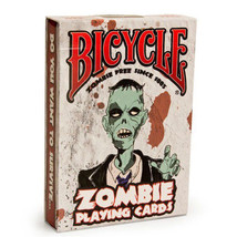Bicycle - ZOMBIE - Playing Cards - Poker Size - Standard Index - NEW - - $10.99