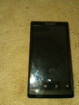Motorola RZR Verizon Cell Phone - $39.23