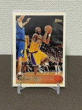 1996-97 Topps Kobe Bryant Corby Rookie Rc - $1,266.25