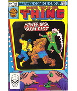 Marvel Two-In-One Comic Book #94 The Thing & Power Man Iron Fist 1982 NE... - $4.50