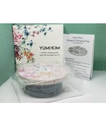 YUMI KIM Wireless Charging Pad FABFITFUN - Floral Flowers - Brand New in Box - $14.99