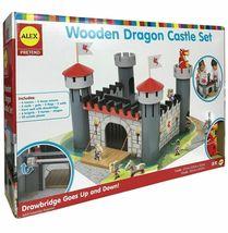 Alex Wooden Dragon Castle set New image 5