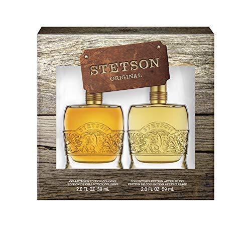 Primary image for Stetson Original 2-Piece Decanter Set with 2-Ounce Cologne and 2-Ounce Aftershav