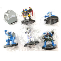Bandai Digimon Frontier Battle Figure Set Starter 2 Mini Figure Veemon Lobomon - $39.00