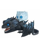 Funko Pop! Rides: Game of Thrones - Night King On Dragon Collectible Figure - $32.04