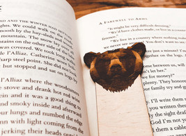 Engraved Bear Bookmark - $10.00