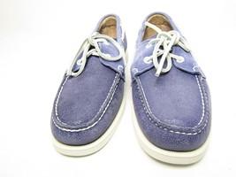 Sebago  Spinnaker  Boat  Women's Shoes Carolina Blue Size 5M - $58.04