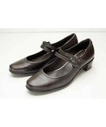 Ecco 9 Brown Mary Jane Women's Shoes EU 40 - $59.00