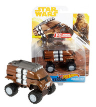 Hot Wheels Star Wars Chewbacca All Terrain Vehicle New in Package - $11.88