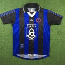 Mens Adidas Club Brugge Home 1998 Camisa Maillot Trikot Maglia Football ... - £22.68 GBP