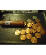 2018-D LINCOLN CENT ROLL   (( BU ))     >> S & H + C/S  - $2.97